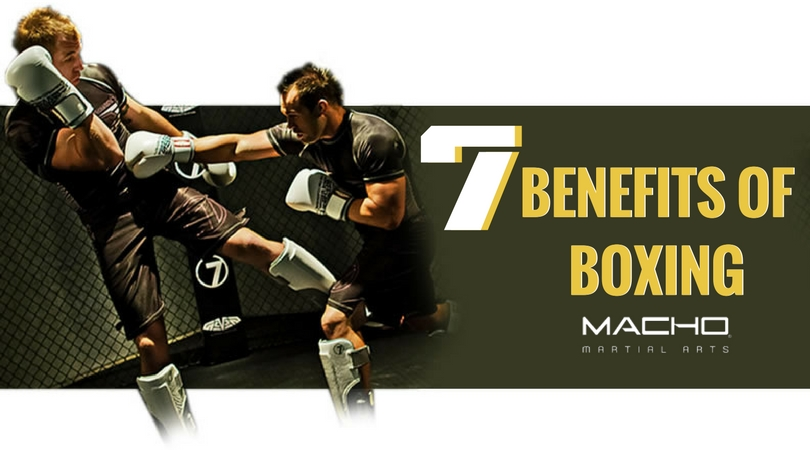 7 Benefits Of Boxing